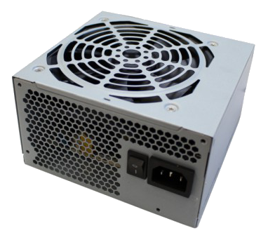 HEC 350 Watt ATX 12V v2.3 Standard PS/2 PSU
