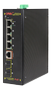 DELTACO Industrial Full Gigabit 6Port POE Switch