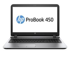 ProBook 450 G3 UMA i3-6100U DDR4 450 / 15.6 HD SVA AG / 4GB  DDR4 1D / 500GB 7200 / W7p64W10p / DVD+-RW / 1yw / Webcam / kbd TP / Intel AC 1x1+BT / Sea / FPR