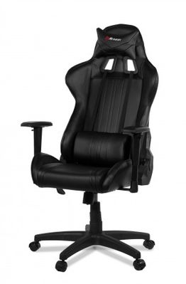 Mezzo Gaming Chair - Black