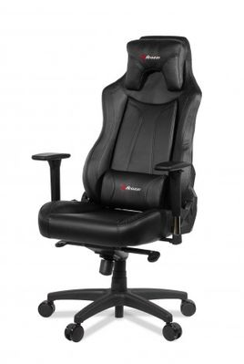 Vernazza Gaming Chair - Black