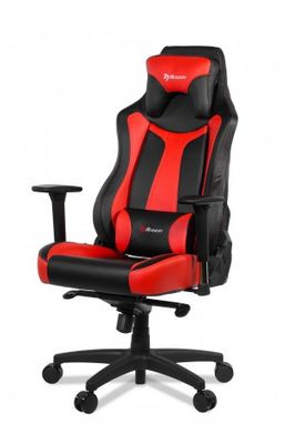 Vernazza Gaming Chair - Red