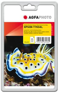 AGFAPHOTO Ink Yellow T7034 L (APET703YD)