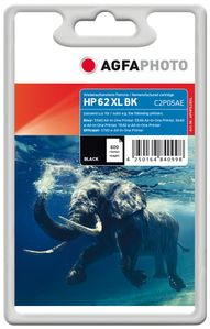 AGFAPHOTO Ink Black HP No. 62 XL (APHP62BXL)