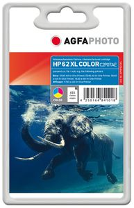 AGFAPHOTO Ink Color HP No. 62 XL (APHP62CXL)