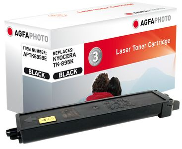 AGFAPHOTO Toner Black (APTK895BE)