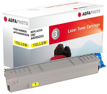 Toner Yellow
