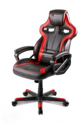 Milano Gaming Chair - Red