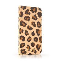 iPhone 5/5S Flip Case - Leopard
