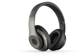 BEATS STUDIO OVER-EAR HEADPHONE WIRELESS TITANIUM                IN CONS
