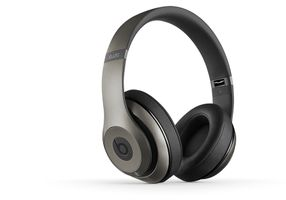 BEATS STUDIO WIRELESS OVER-EAR HEADPHONES - TITANIUM IN