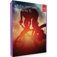 ADOBE Premiere Elements 15.0 Englisch MAC/WIN (65273854)
