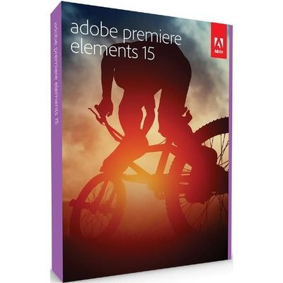 Premiere Elements 15.0 Deutsch Upgrade MAC/WIN