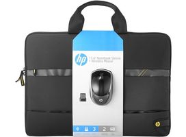 HP 15.6 Wireless Essentials Kit
