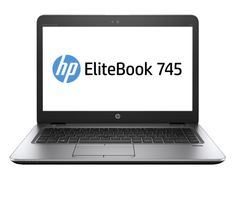 HP ELITEBOOK 745 A8-8600B 128GB 8GB 14.0IN NOOPT W10P64 SS (T4H22EA#AK8)