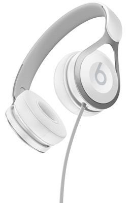 BEATS EP ON-EAR HEADPHONES WHITE IN