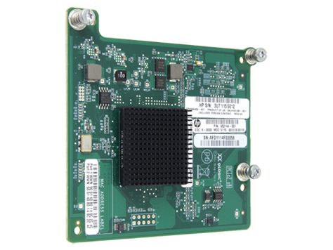 STOREONCE 8GB FIBRE CHANNEL CARD                             IN CPNT