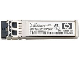 Hewlett Packard Enterprise SV3000 10GB 2-PACK ISCSI SFP XCVR IN (N9X03A)