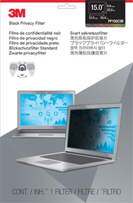 Privacy filter for laptop 15,0''