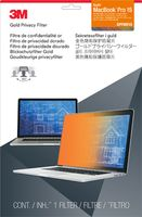 Privacy filter for MacBook Pro 15'' retina gold