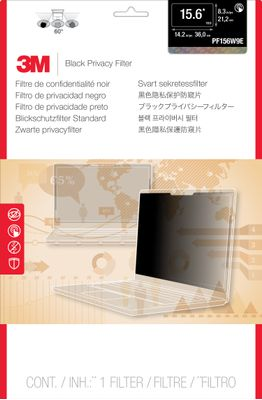 Privacy filter Touch for laptop 15,6''