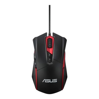GT200 GAMING MOUSE - BLACK WIRED USB 2.0 4000DPI IN