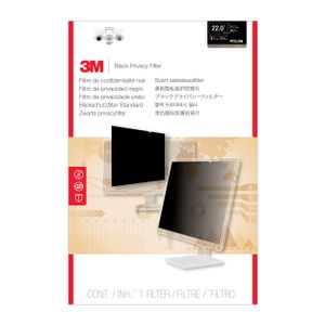 3M PF22.0W PRIVACY FILTER BLACK FOR 22,0IN / 55,9 CM / 16:10     IN ACCS (98044054140)