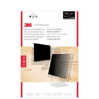 3M PRIVACY FILTER FOR 21.5IN WS DESKTOP DISPLAY 16:9 ASPECT RATIO (PF21.5W)