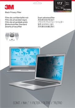 3M Privacy filter for desktop 17,3'' widescreen (7000014519)