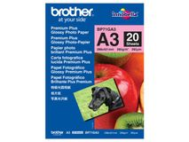 BROTHER Brother Fotopapper BP71 A3 260g (fp om 20 blad)