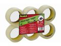 SCOTCH Pakketape SCOTCH PP x tyk 38mmx66m klar