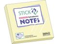 EMO Notes Stick`n Notes 76x76mm gul