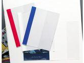 Offertmapp med ficka A4 vit / GENERIC BRANDS (881206*25)