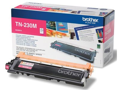 BROTHER Toner BROTHER TN230M magenta (TN230M)