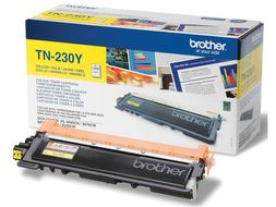 Toner BROTHER TN230Y 1.4K gul
