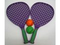 GENERIC BRANDS Strandtennis-set