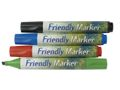 FRIENDLYWAY Markerpen FRIENDLY skrå 4/pk.