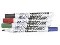 Whiteboardpenna MARVY rund svart / MARVY (#7200B-S BLACK*12)