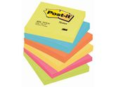 Notes POST-IT Energetic 76x76mm / POST-IT (FT510283540*6)