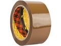 SCOTCH Packtejp SCOTCH PP 50mmx66m Brun