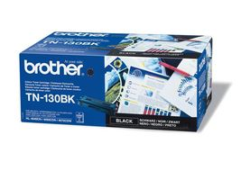 BROTHER Black Toner Cartridge (TN-130BK)