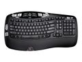 LOGITECH K350 Wireless Keyboard for Business  (Nordic)