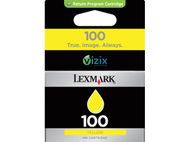 no 100 ink yellow blister Vizix
