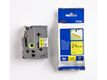 BROTHER Tape BROTHER TZe-S651 24mm svart/gul