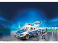 PLAYMOBIL - City Action - Squad Car with Lights and Sound - 6920