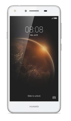 HUAWEI Y6 II compact Dual-SIM white Android Smartphone