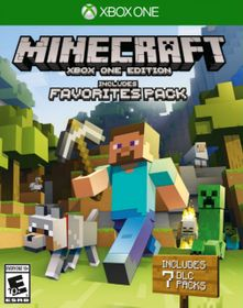 XBOX ONE Minecraft - Favourites Pack
