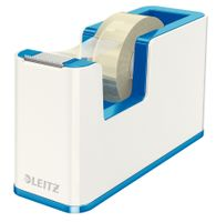 Tape dispenser w/tape WOW white/ blue