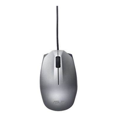 UT280 - SILVER USB MOUSE OPTICAL MOUSE 1000DPI IN