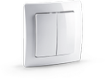 DEVOLO Home Control Wall Switch